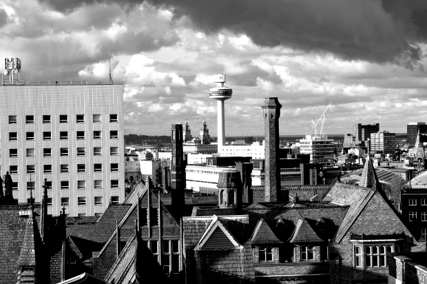 Liverpool Sky Line