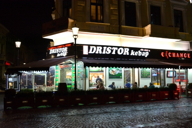 Dristor kebap..by night