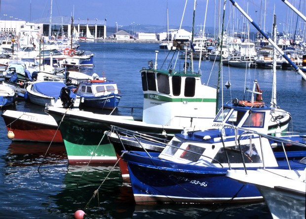 Santander_boats